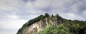 Běh do vrchu na Pastýřskou stěnu