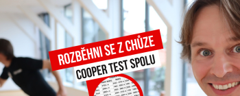 Cooper test s Dubňáčky 2021