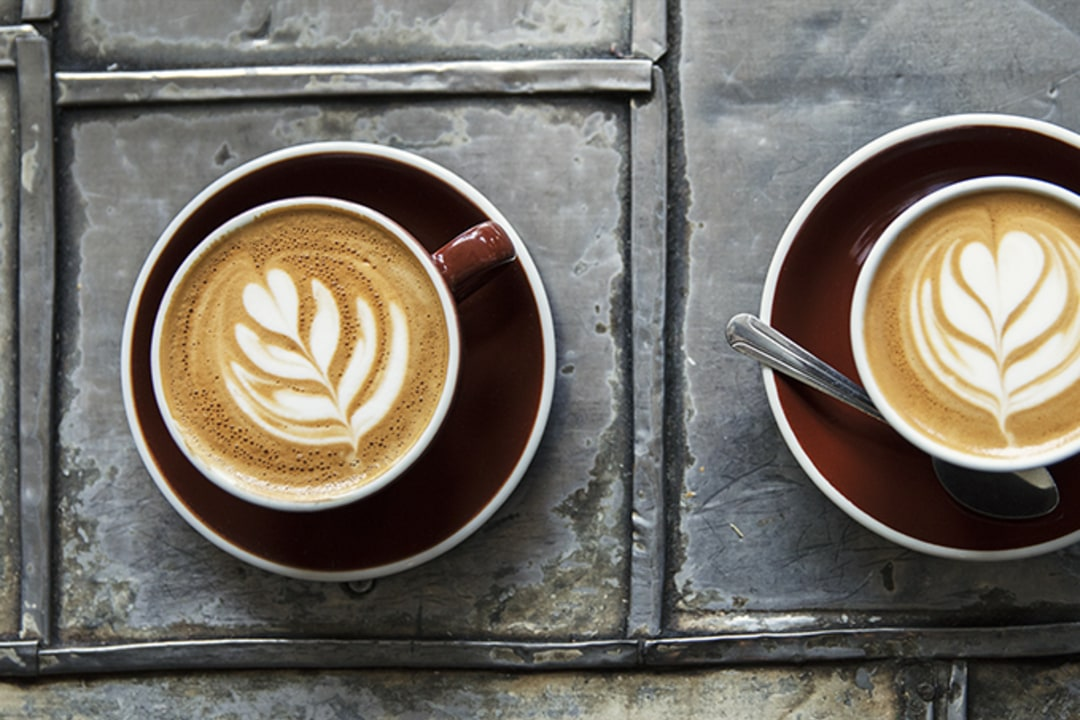 Where to Have Coffee in Portland