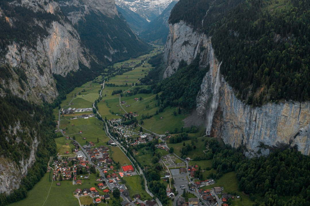 Lauterbrunnen - The Perfect Valley