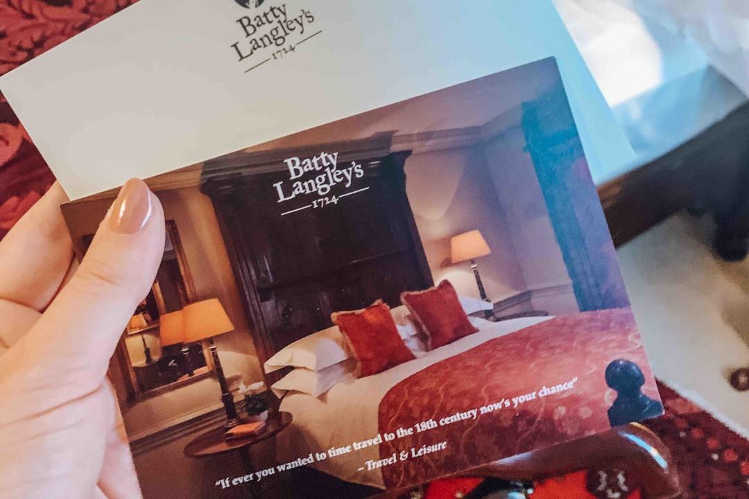 Batty Langley's Hotel
