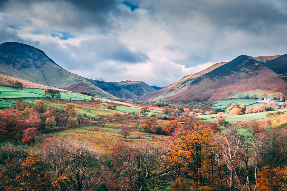 Another Dramatic Lake District Landscape