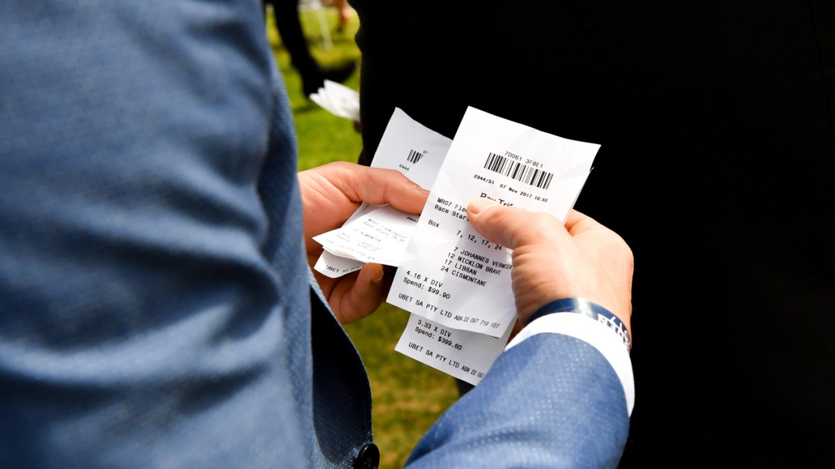 More and more people try their luck on this day for the delight of bookmakers