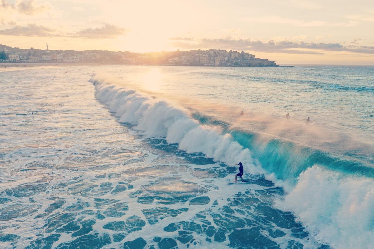 Aussie surfers