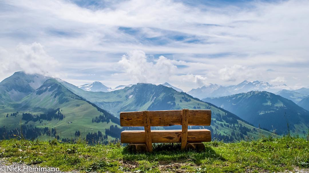 Wouldnt you want to sit here ?