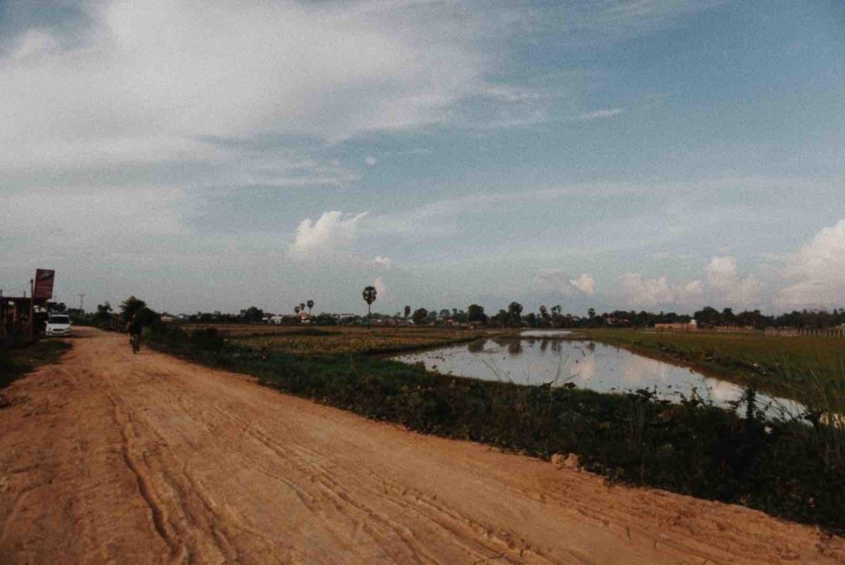 outskirts of Siem Reap