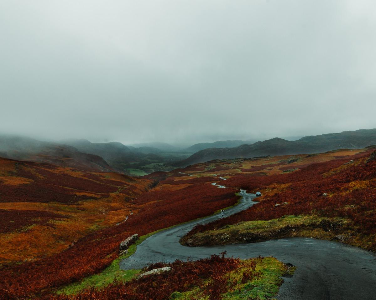 Insane Autumn Colours Lake District