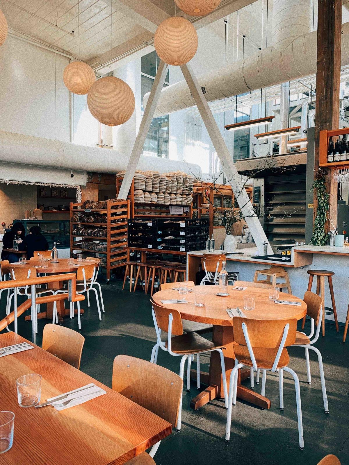 Tartine Manufactory interior