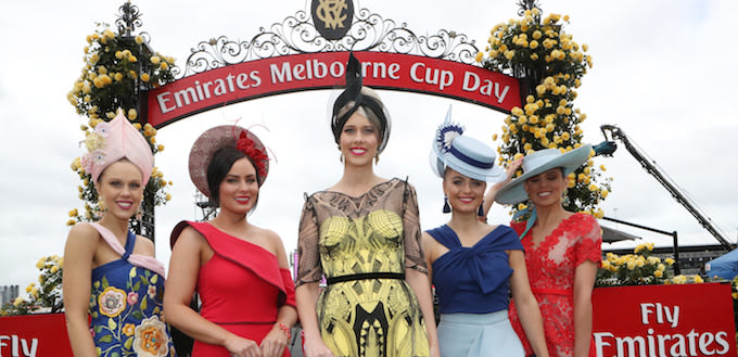 It\x27s Cup Day and \x22fashions on the field\x22 is finally on