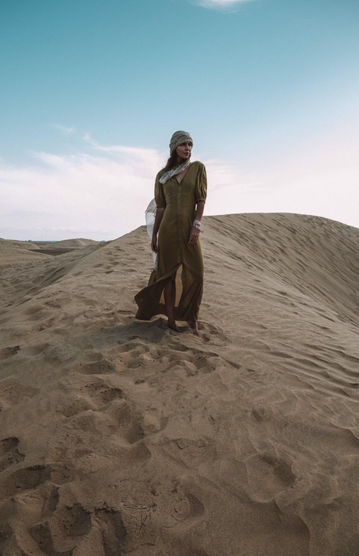 Maspalomas dunes!