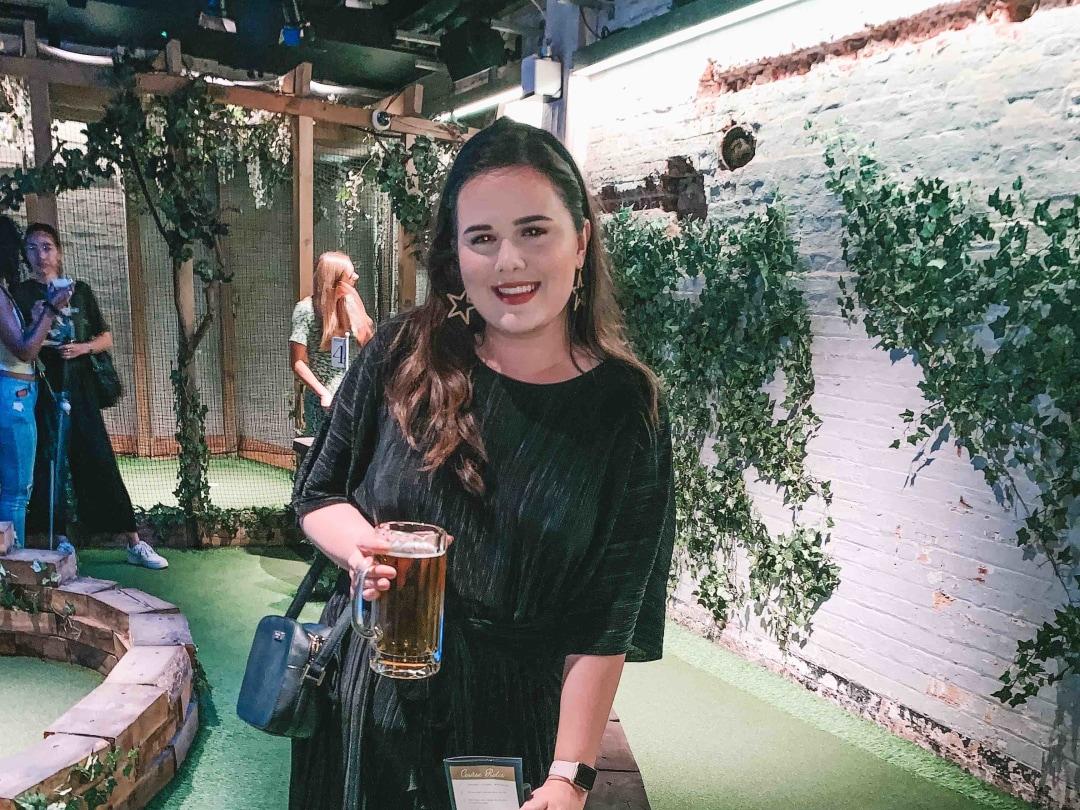Swingers- A London Putt-Putt Bar