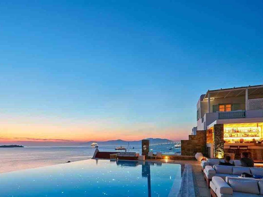 Bill & Coo Boutique Hotel, Mykonos
