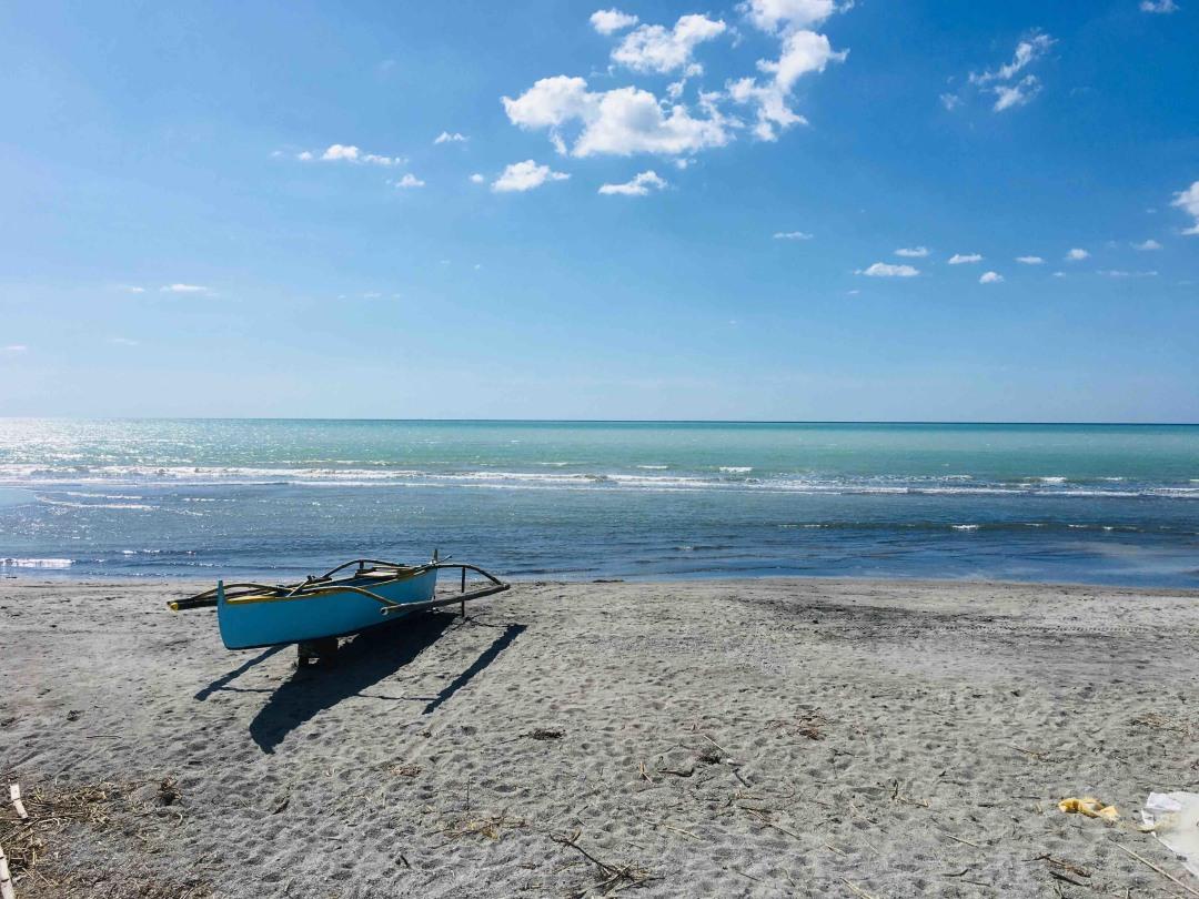 Liwliwa beach