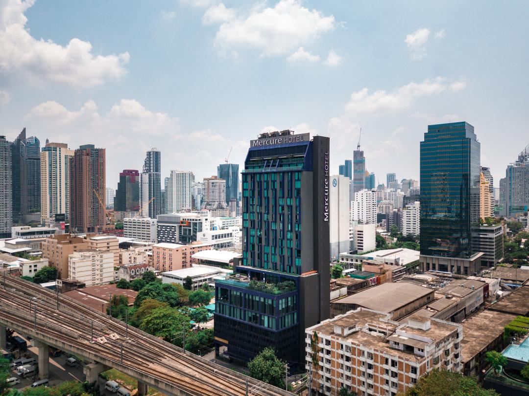 Mercure Hotel, Makassan, Bangkok