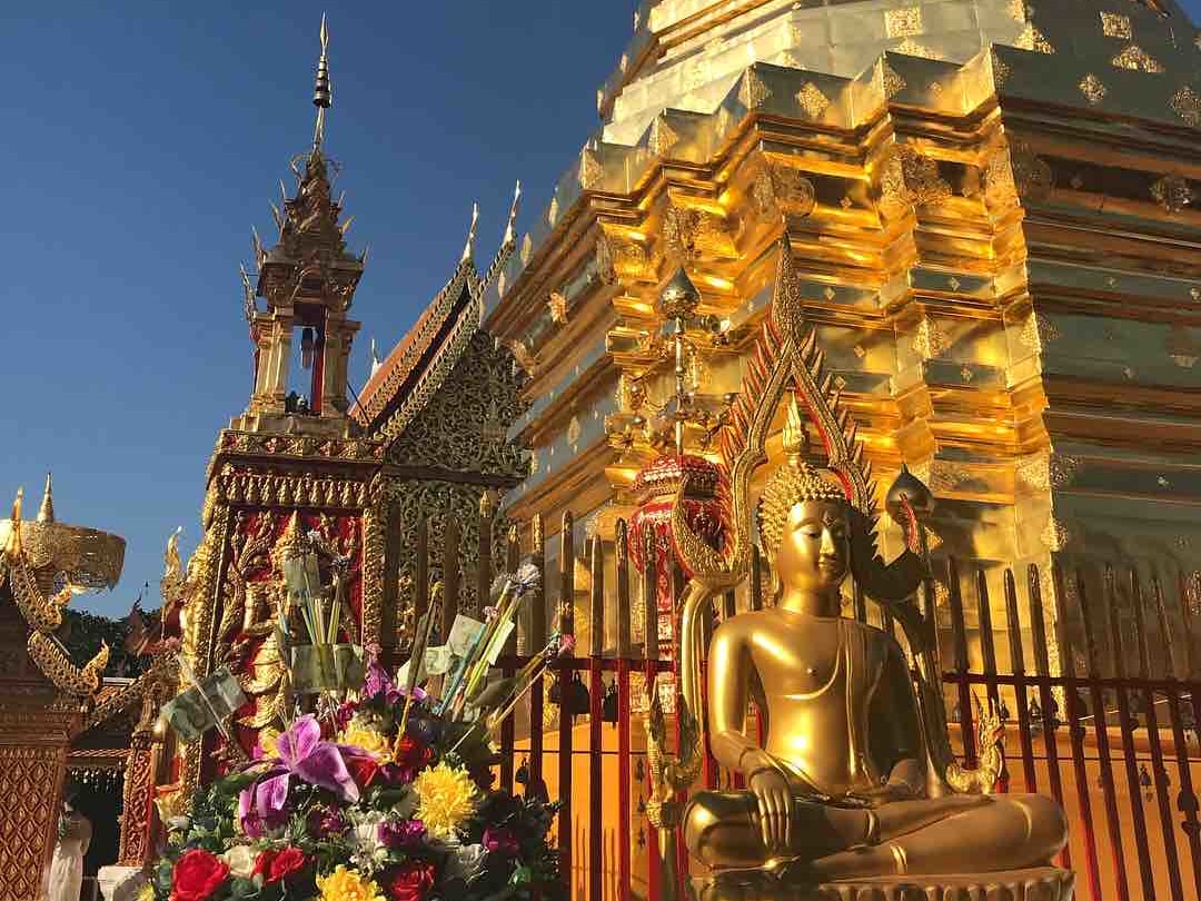 Chiang Mai history&culture is in the air