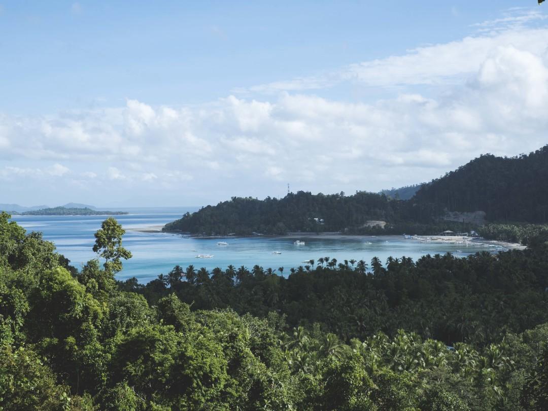The Overlook- Port Barton, Palawan