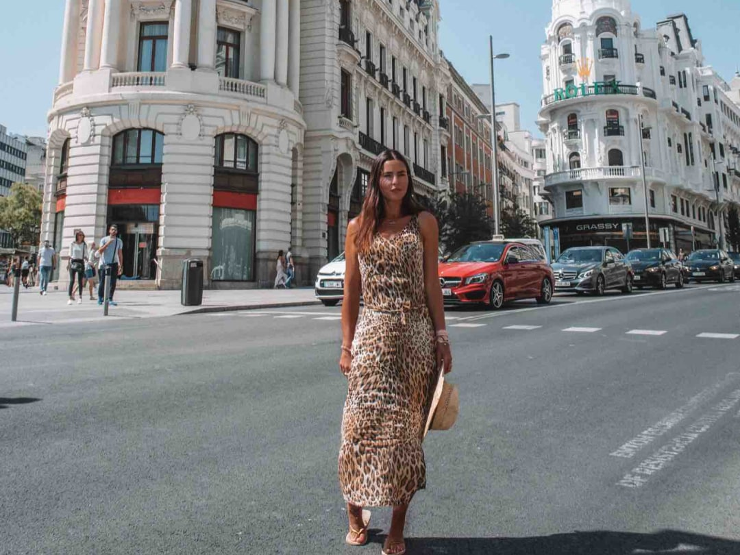 Spanish Capital, Madrid!