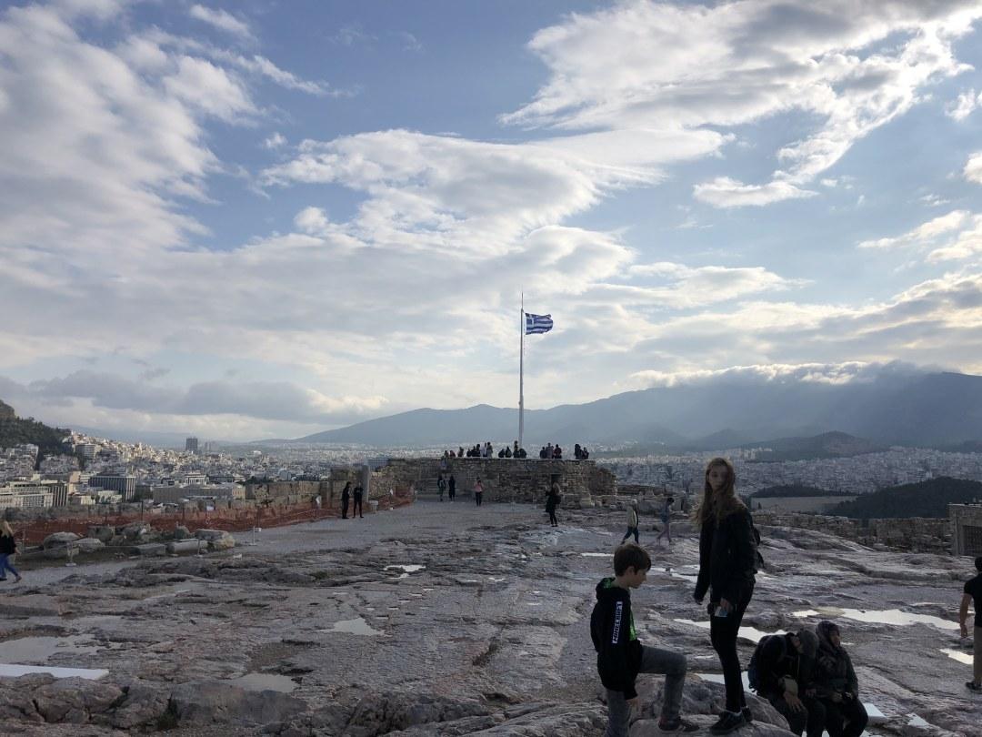 Acropolis, Athena