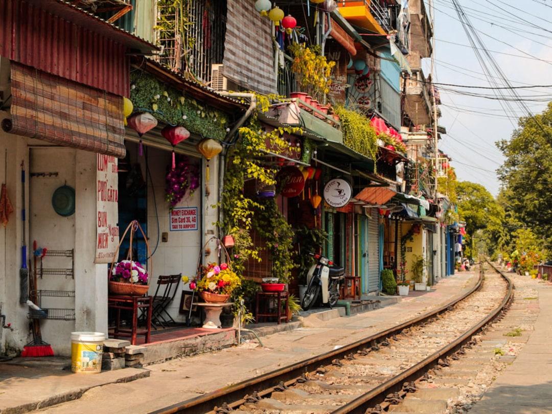 Couchsurfing in Hanoi