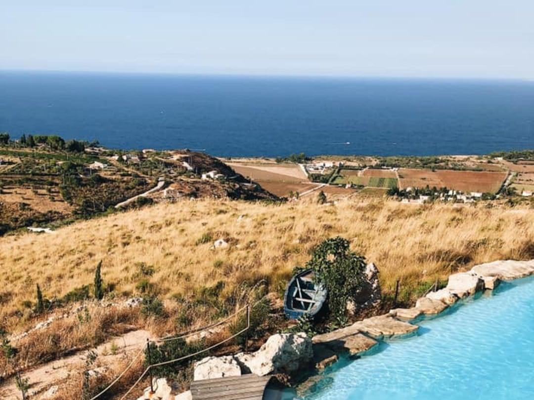 A Dream Villa in Scopello, Sicily!