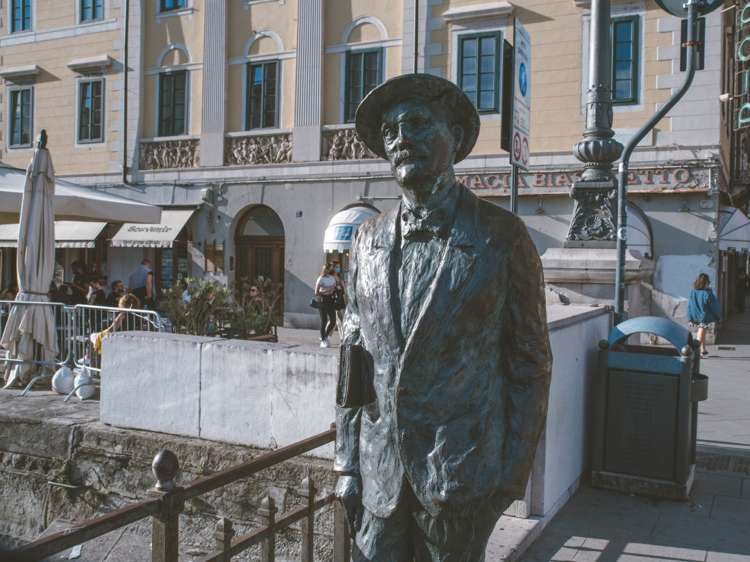 Trieste, the city of writers