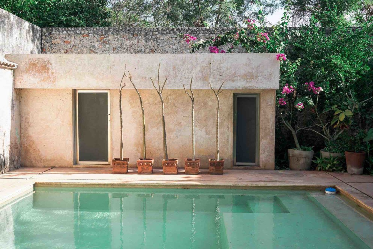 our fabulous villa from urbano rentals.