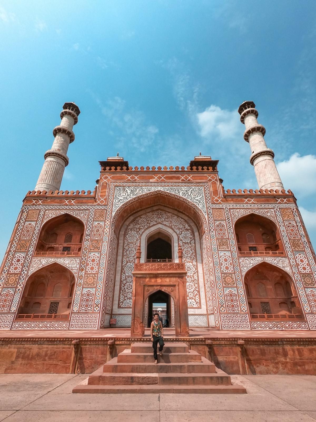 Akbar\x27s tomb