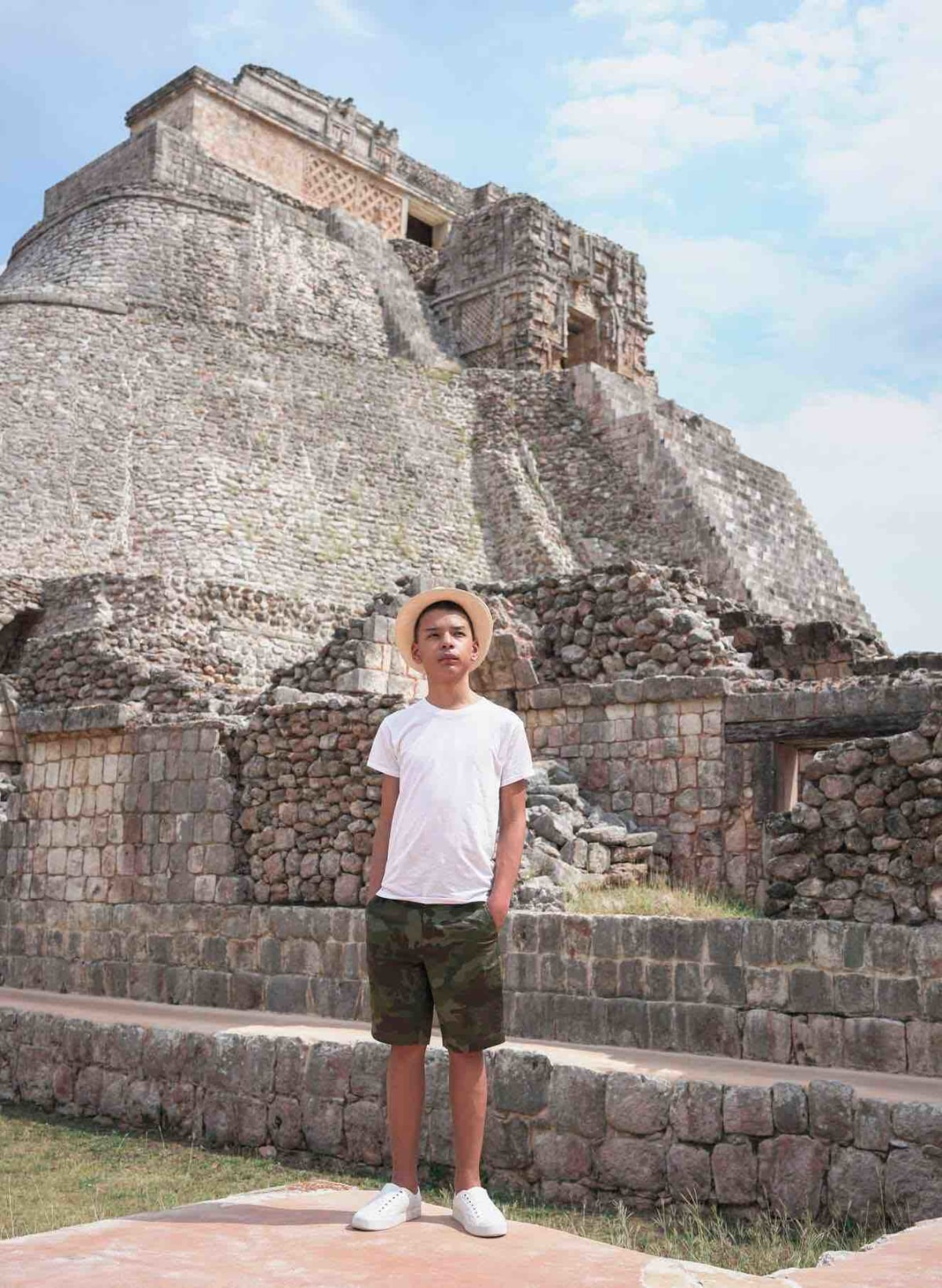 uxamal ruins
