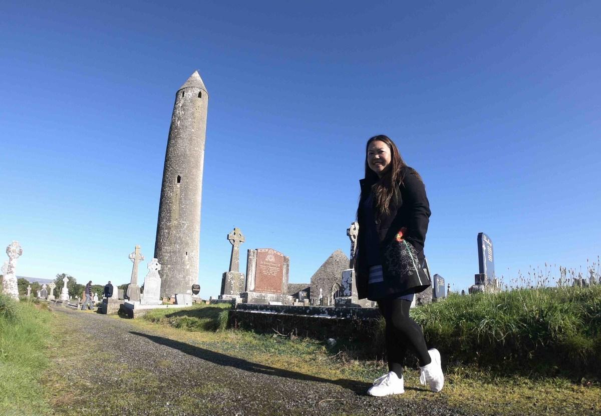 Kilmacduagh Tower