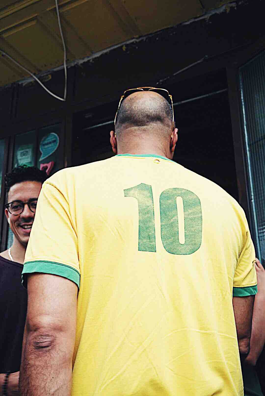Lets go Brazil !