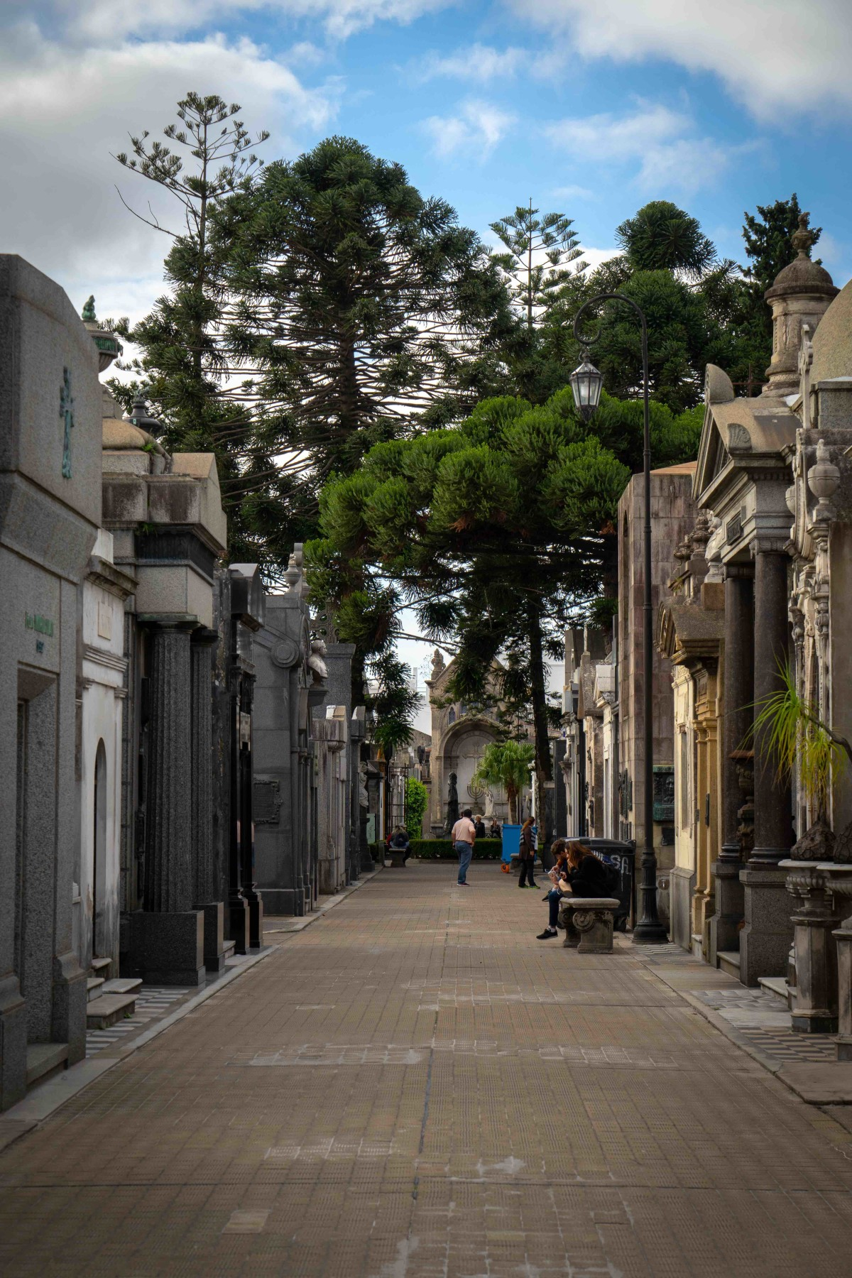 Such a beautiful cemetery though!