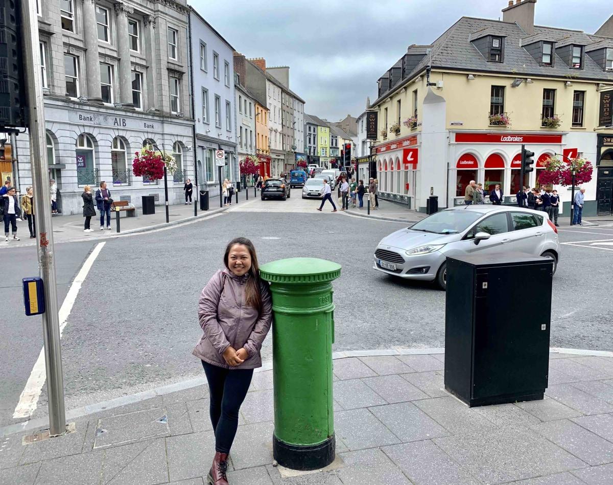 at Kilkenny Town