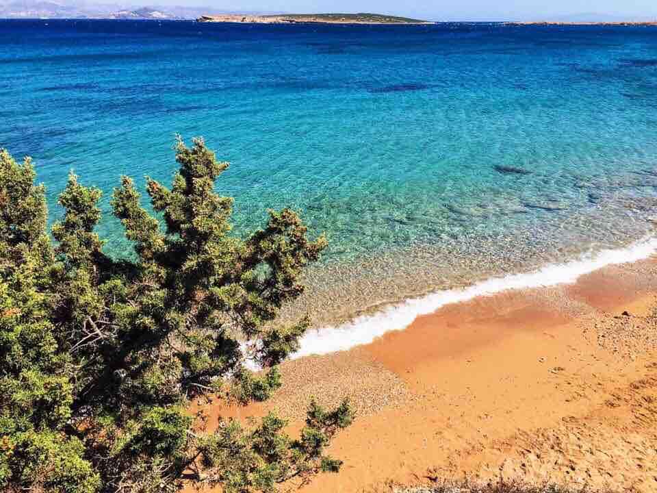 Santa Maria Beach.