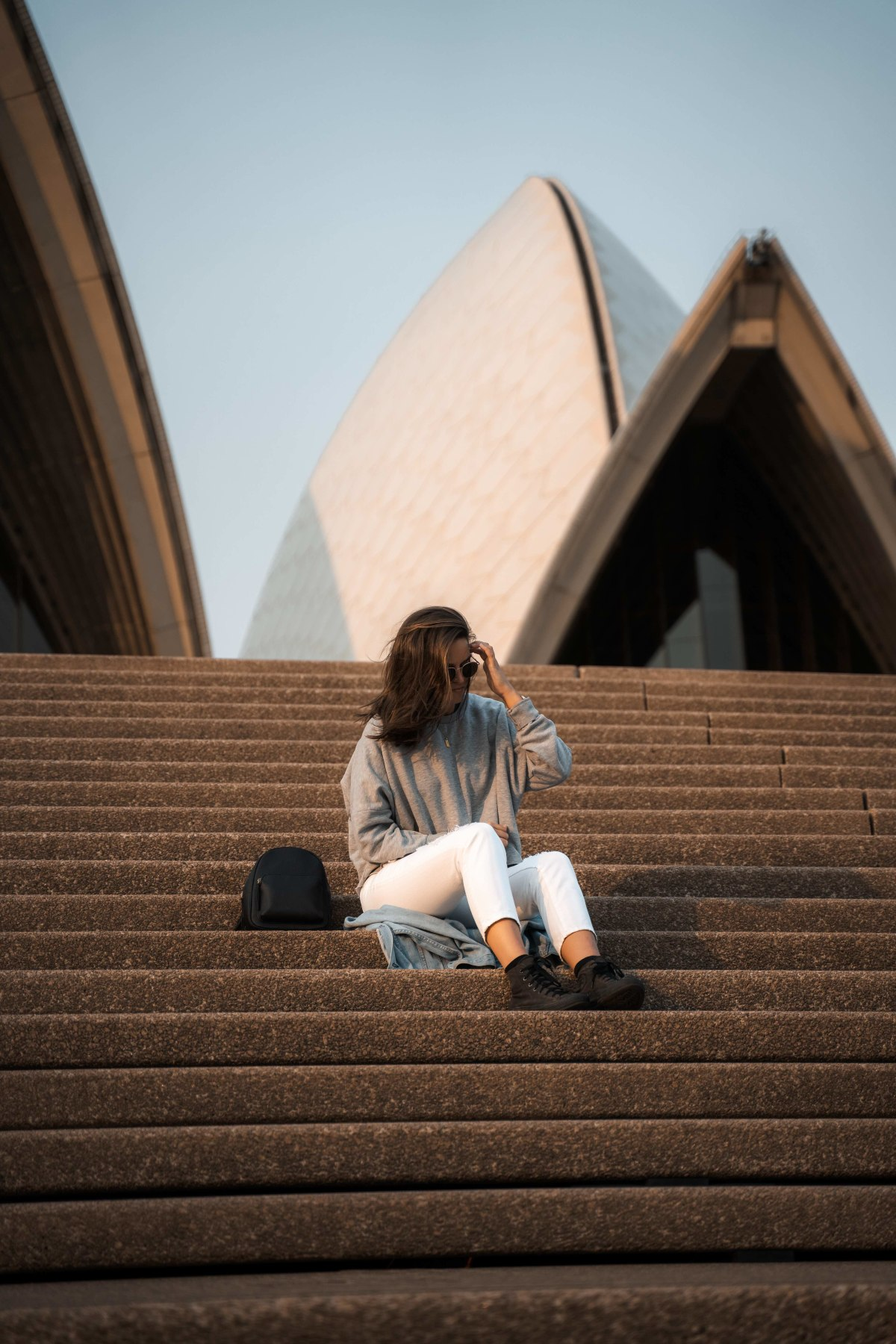 Iconic - Opera House Steps