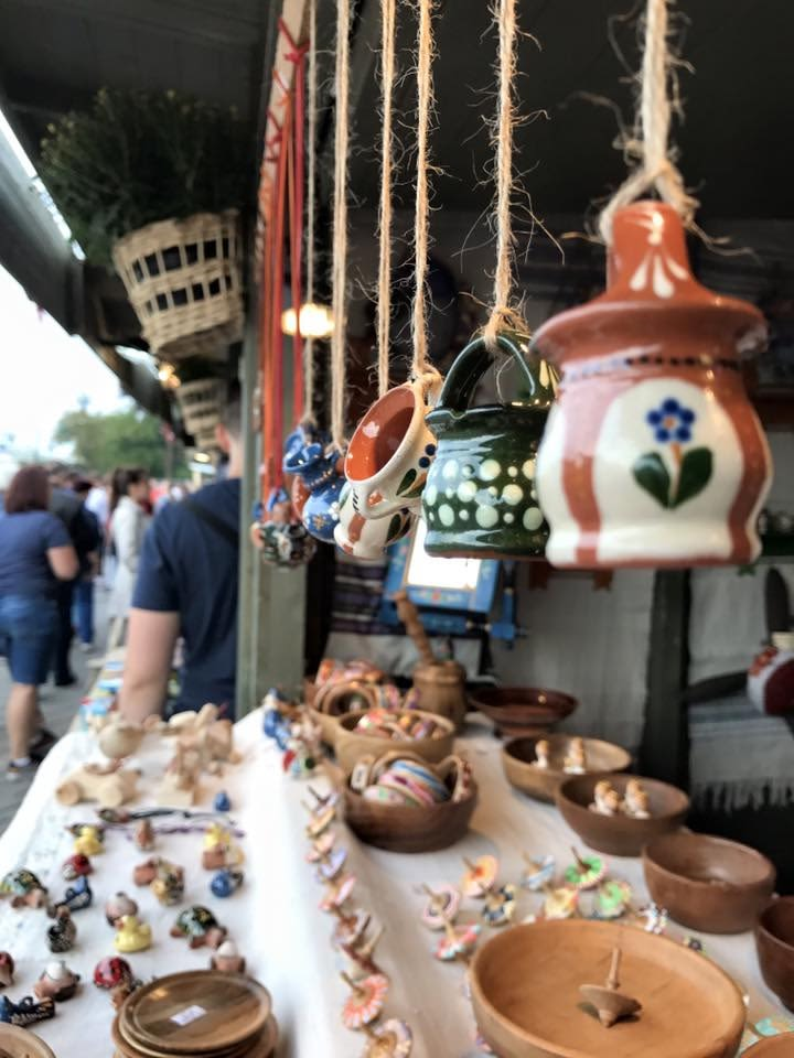 Handmade objects