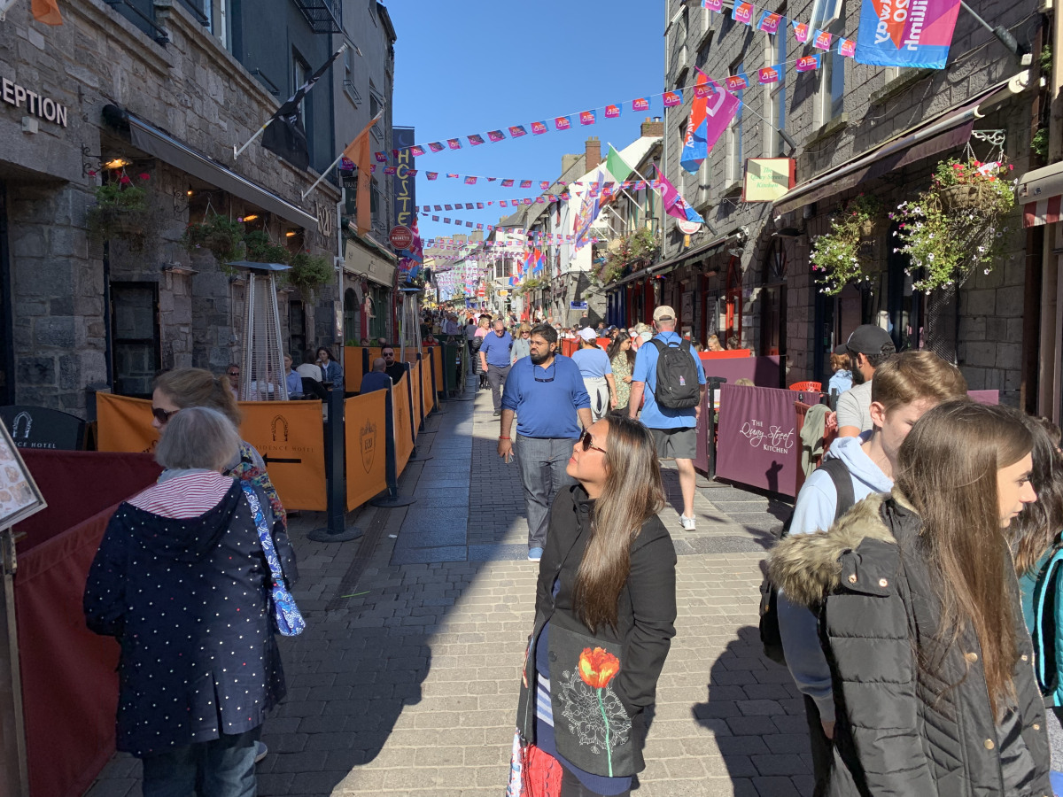 At Galway