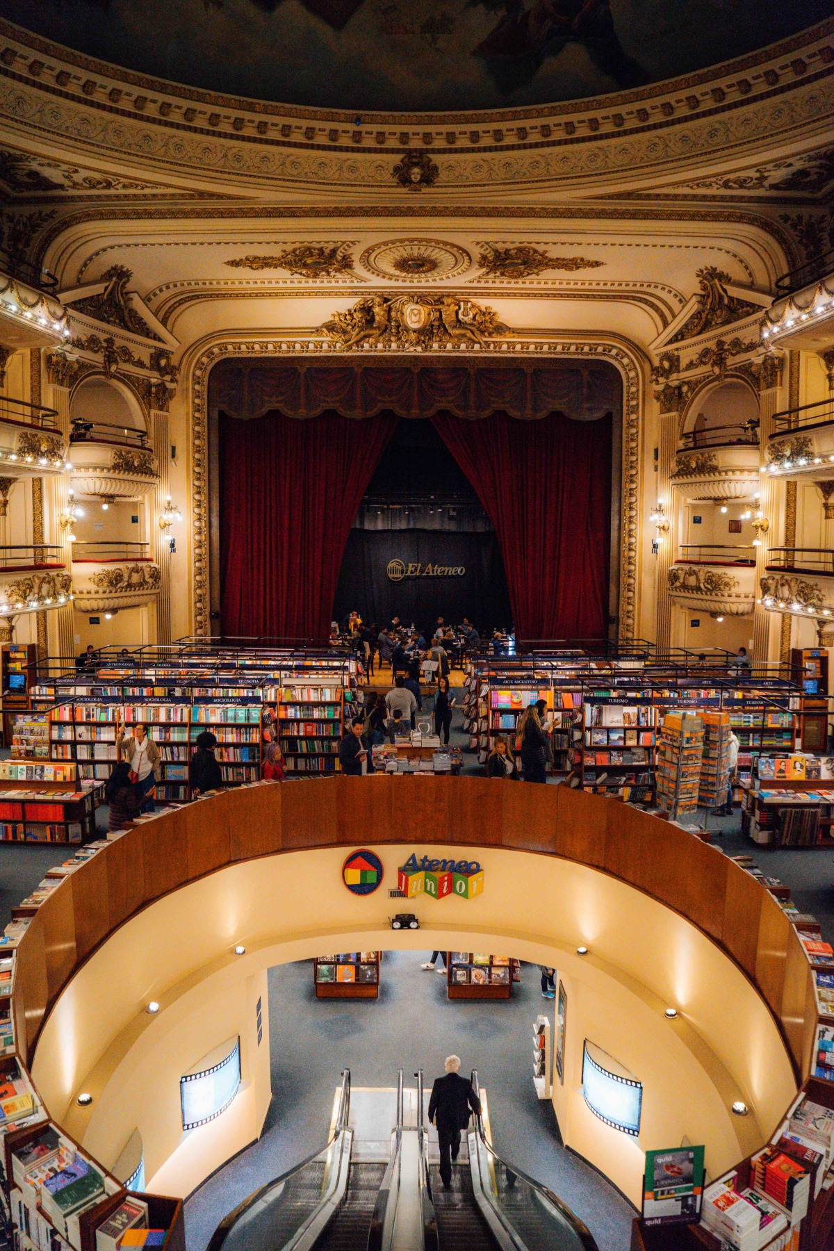 Coolest bookstore ever!