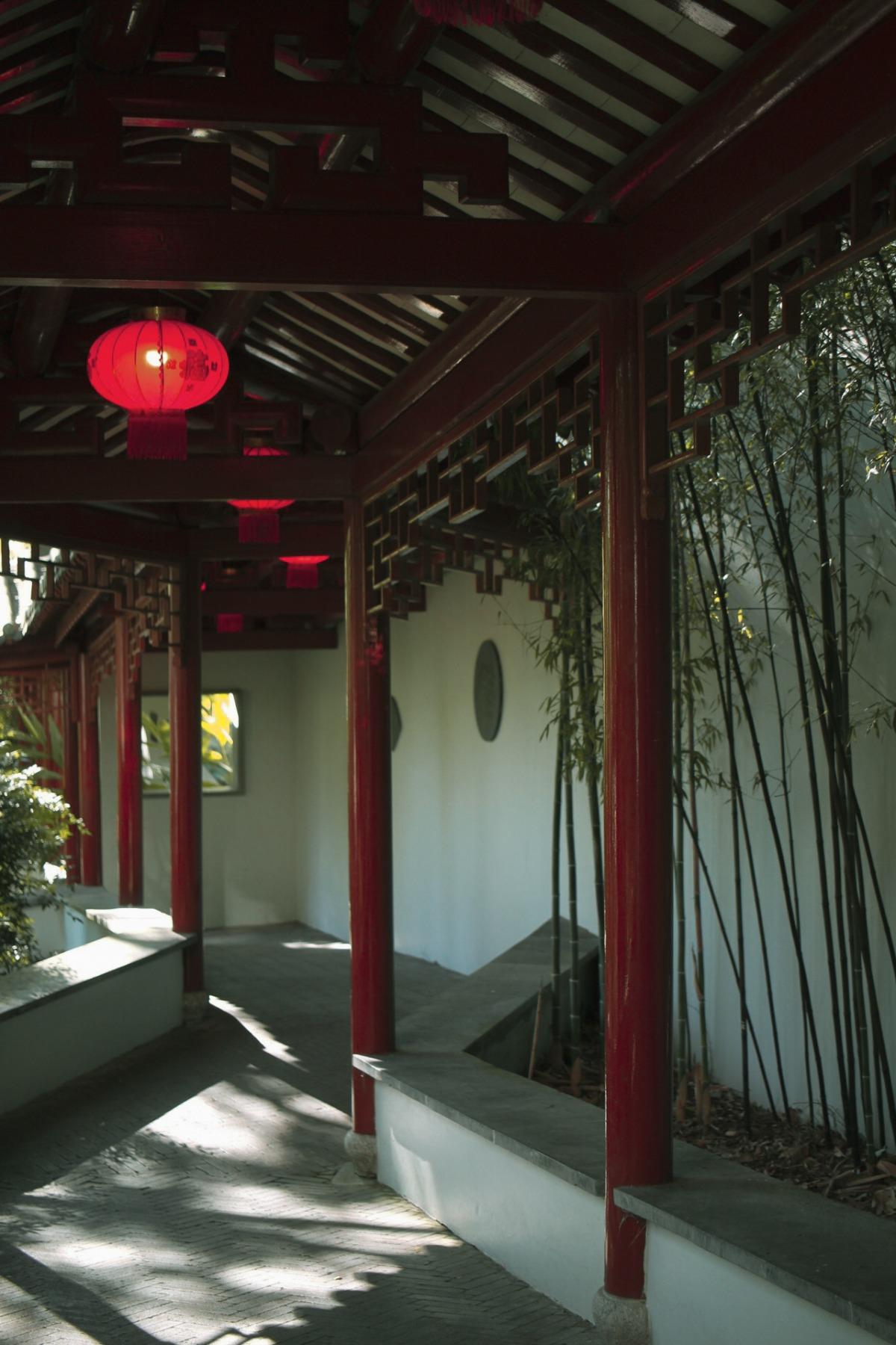 Chinede corridor