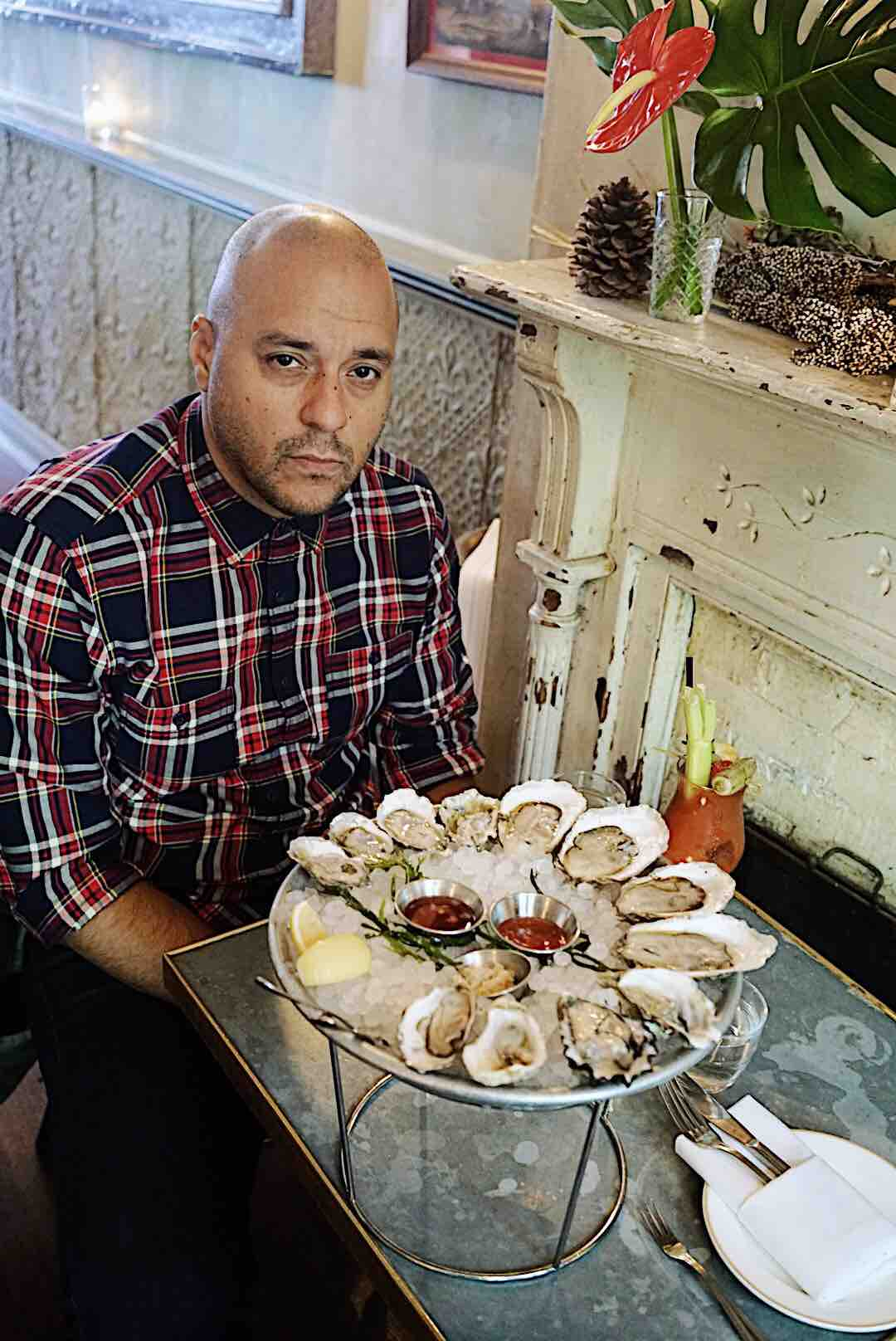 During the week there is a killer oyster happy hour, it can get crowded during the peek hours but its all so worth NYC's best oyster program and cocktails made by expert bartenders.