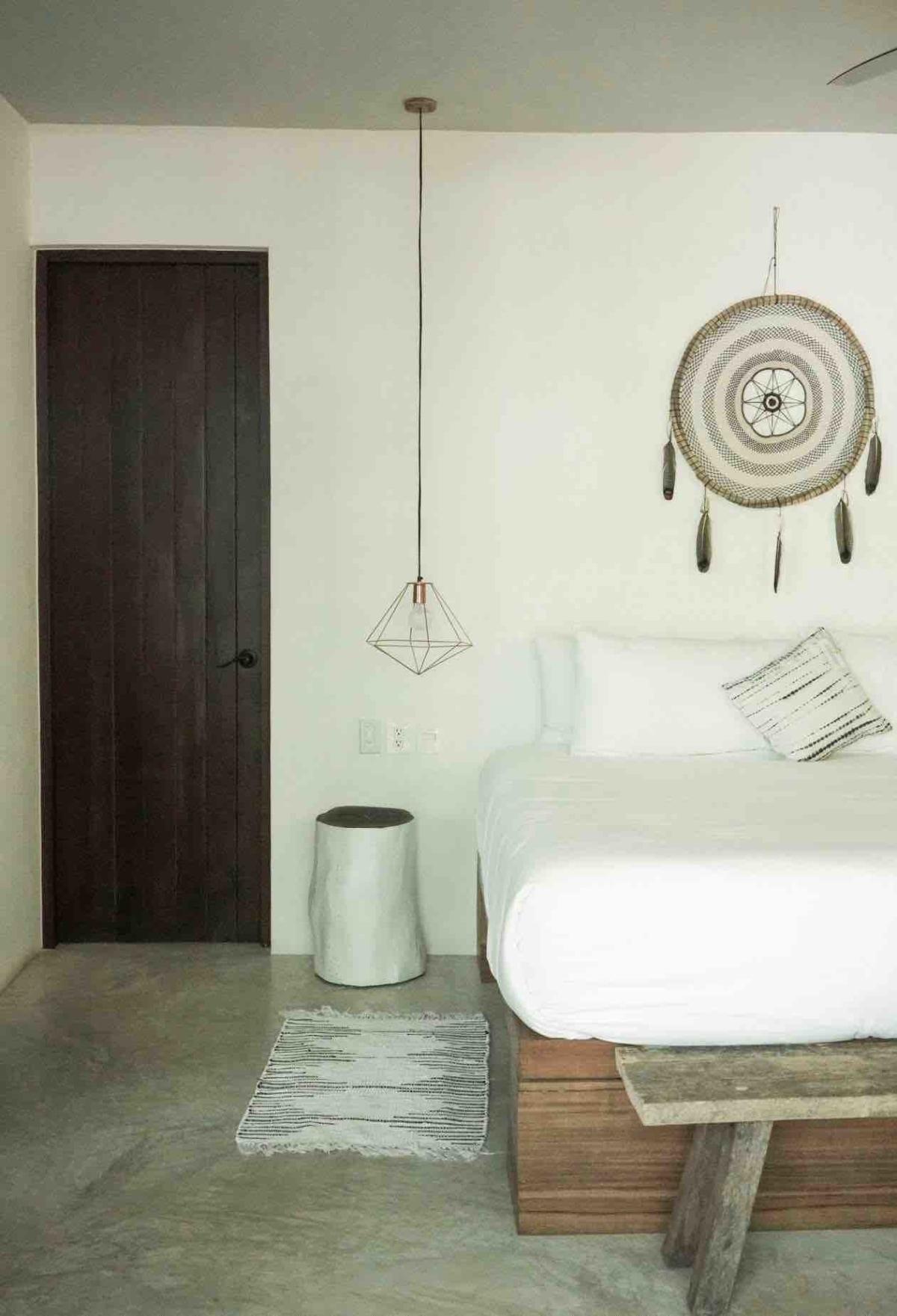 Our fabulous jungle suite