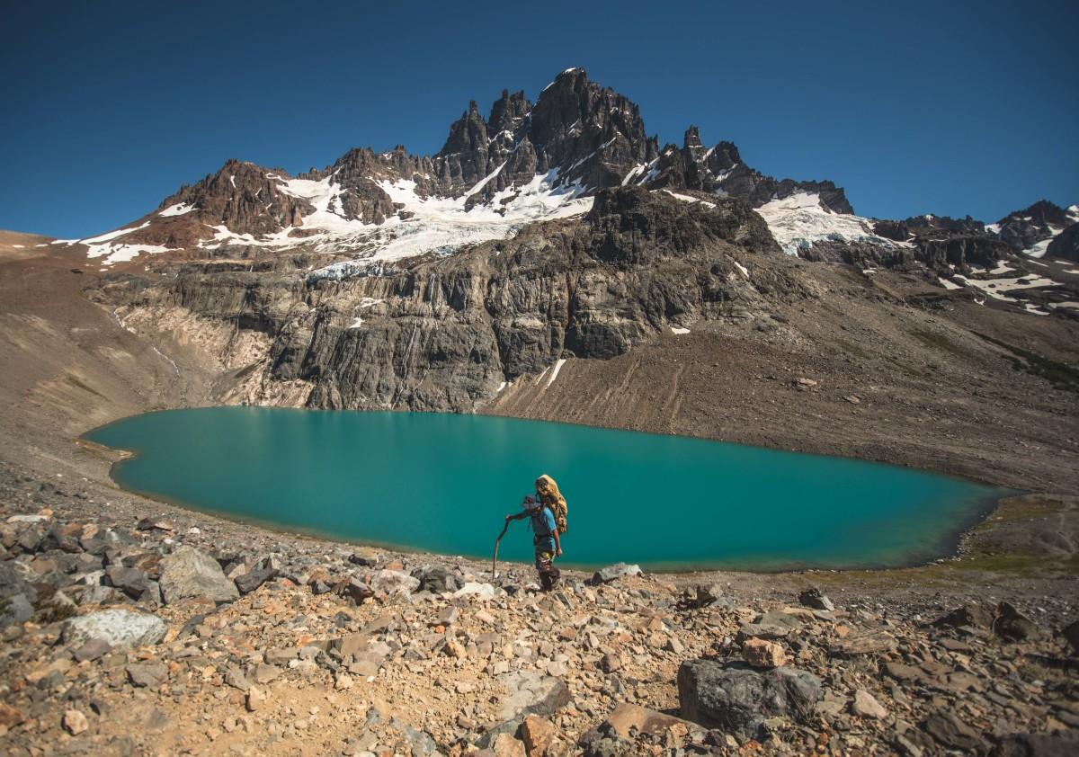 Cerro Castillo has some (very) rewarding views!