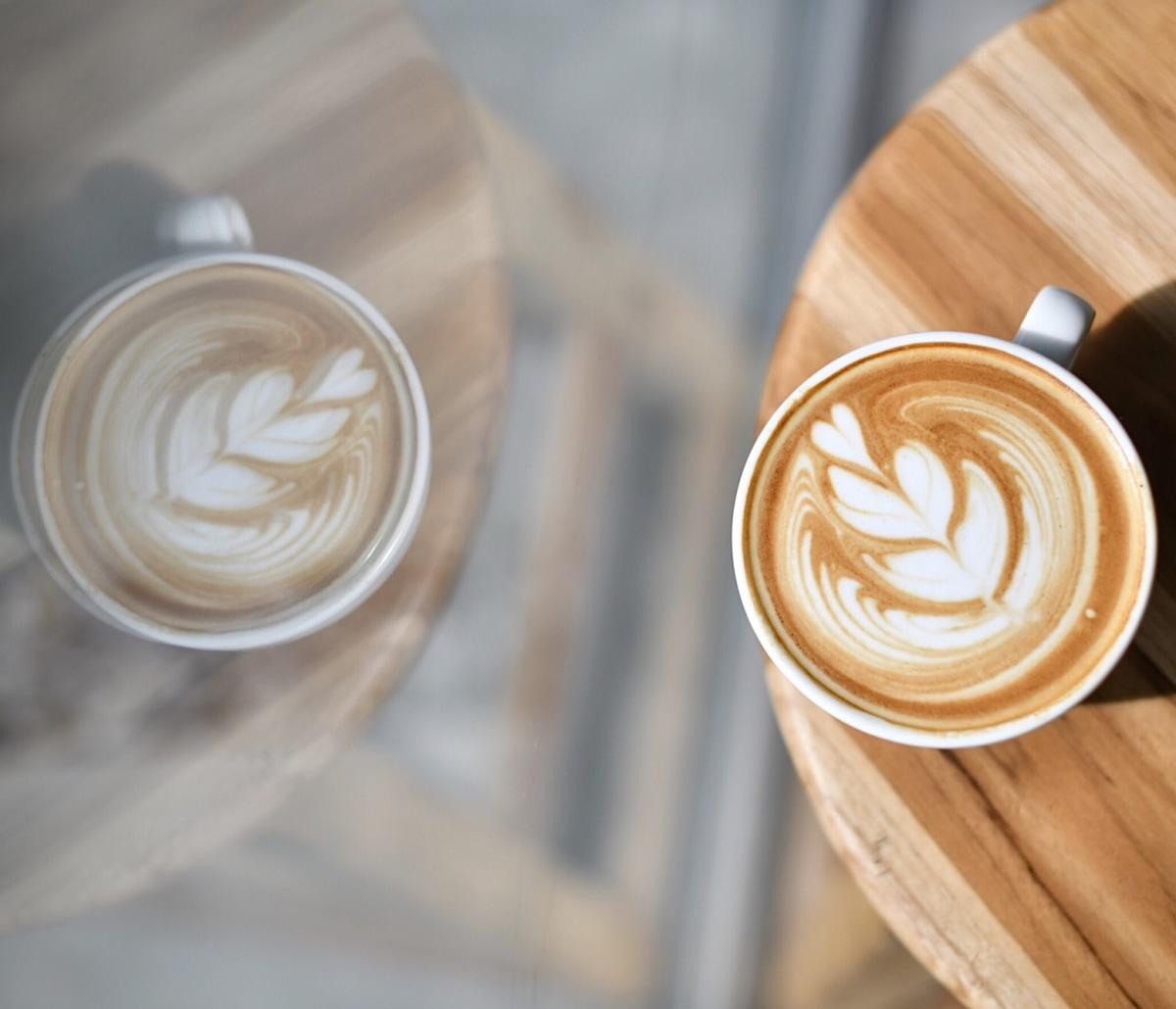 cappuccino was divine