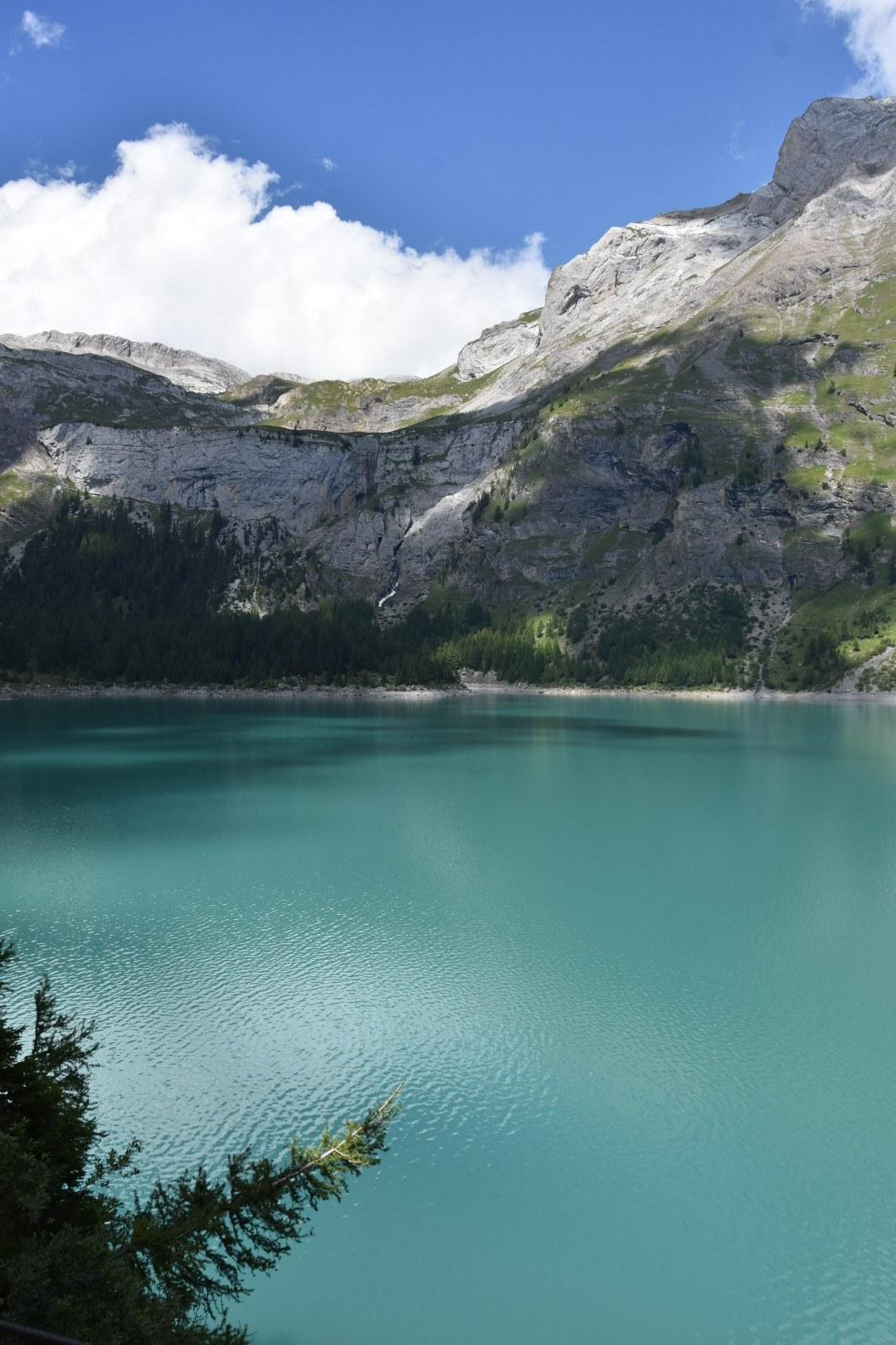 The Lac de Tseuzier