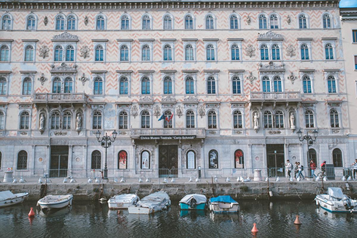 Museum in Ponte Rosso