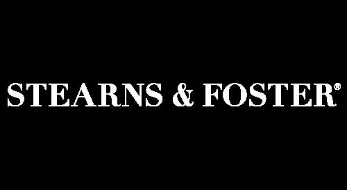 Logo for Stearns & Foster mattresses
