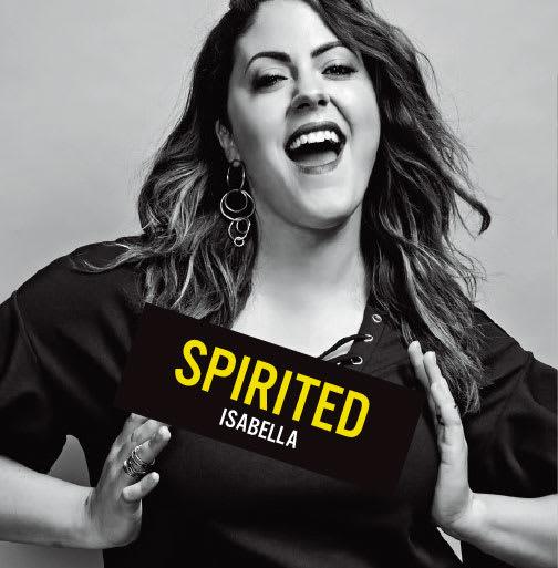 Spirited - Isabella