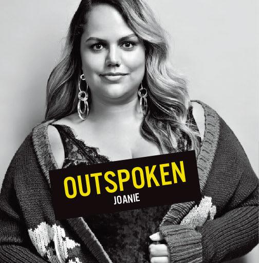 Outspoken - Joanie