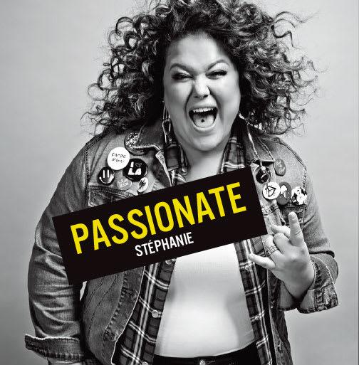 Passionate - Stéphanie