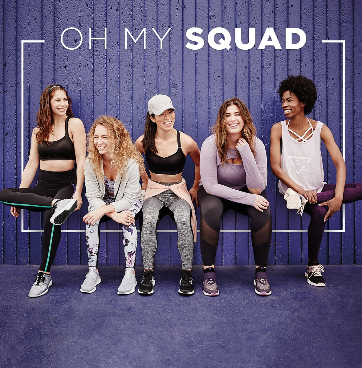 Oh My Squad