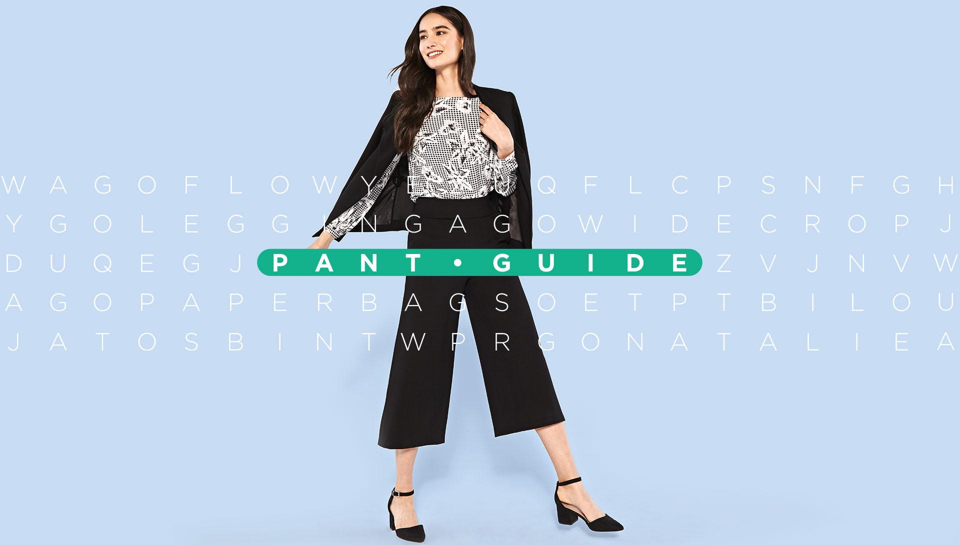 Pant Guide